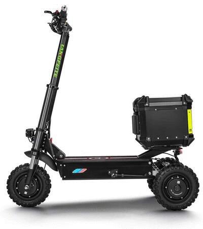 Patinete Electrico 3 ruedas XYDDC 3000W
