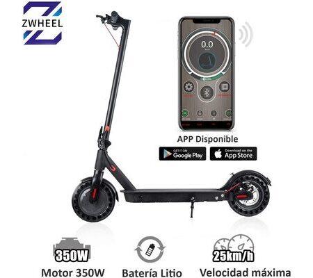 Patinete Electrico ZWheel E9 Z