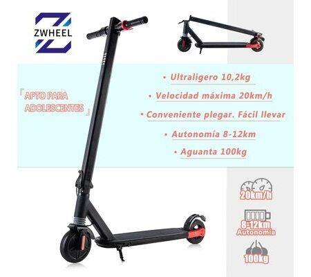 Patinete Electrico ZWheel S3