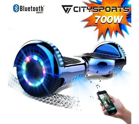 Patinete Hoverboard CitySports 700W