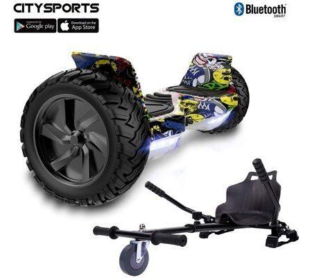 Patinete Hoverboard CitySports Hummer