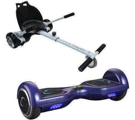 Patinete SmartGyro X1S Go Kart Pack